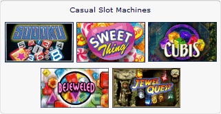 Casual Slot Machines