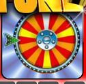 Mega Moolah 5 Reel Drive Wheel of Fortune Slotmachine