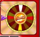 Mega Moolah Summertime Wheel of Fortune Slotmachine