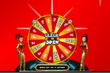 Great Galaxy Grab Wheel of Fortune slotmachine
