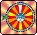 Mega Moolah - 5 Reel Drive - Wheel of Fortune slotmachine