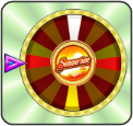 Mega Moolah - Summertime - Wheel of Fortune slotmachine