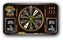 Mega Moolah Wheel of Fortune Major Jackpot