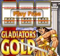 Play Gladiators Gold slots Free