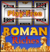 Play Roman Riches Slots Free