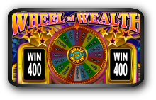 Mega Moolah Wheel of Fortune