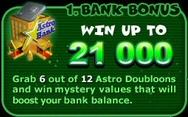 Bonus 1: Bank Bonus