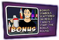 A Night Out Slot Machine Bonus Symbols