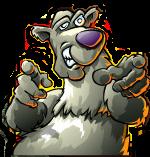 Bonus Bear Wild Symbol