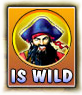 Captains Treasure Wild Symbol