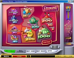 Chinese Kitchen Casual Slot Machine