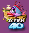 Fish Slot Machine Symbol