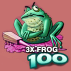 Frog Slot Machine Symbol