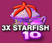 Starfish Slot Machine Symbol
