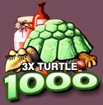 Turtle Slot Machine Symbol