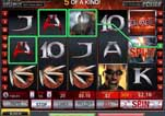 Free Blade Marvel Slot Machine Game Blade Split Animation