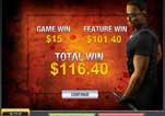 Free Blade Slot Machine Game Free Spins Completed