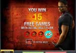 Free Blade Marvel Slots Game Free Spins Awarded