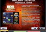 Free Blade Marvel Slot Machine Game Paytable Progressive Jackpot