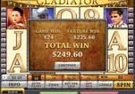 Free Gladiator Slots Game Coliseum Bonus Total Win
