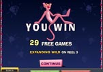 Free Pink Panther Slot Machine Game Crack the pink code Expanding wild