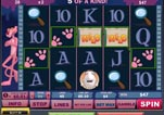 Free Pink Panther Slot Machine Game Free Spin 5 of a kind