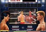 Free ROCKY Slot Machine Game Knockout Bonus Vs Ivan Round 1