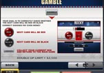 Free ROCKY Slot Machine Game Paytable GAMBLE