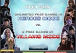 Free Marvel X-Men Slot Machine Game Free Spins Awarded