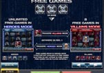 Free Marvel X-Men Slot Machine Game Paytable Page 3 - Free Games