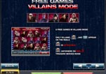 Free Marvel X-Men Slot Machine Game Paytable Page 5 - Free Games Villains Mode