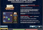 Free Marvel X-Men Slot Machine Game Paytable Page 6 - Jackpot