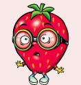 Strawberry symbol