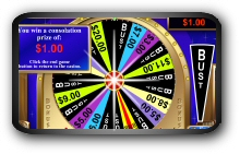 Mega Moolah Wheel of Fortune Minimum Jackpot