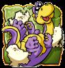 Dino Delight Scatter Bonus Symbol