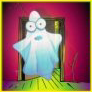 Haunted House Ghost