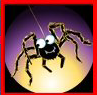 Haunted House Spider