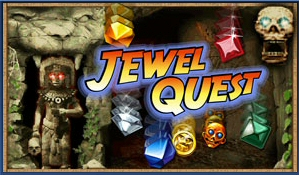 Jewel Quest Casual Slot Machine
