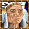 Native Treasure Slot Machine Wild Symbol