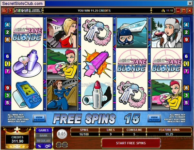 online casino slot machines free spin game