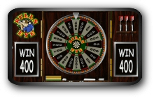 Bulls Eye Wheel of Wealth Slotmachine Screenshots