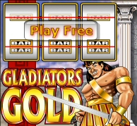 Free Gladiators Gold Slot Machine