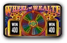Free Spirit Wheel of Wealth Slotmachine Screenshots