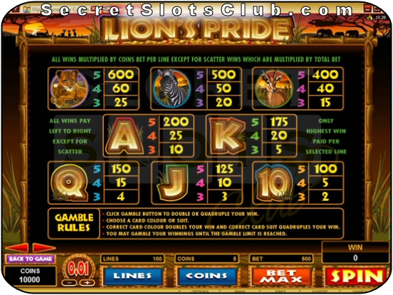 casino slots book of ra