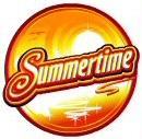 Summertime Wild Symbol Logo
