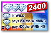 Wild Diamond Symbol