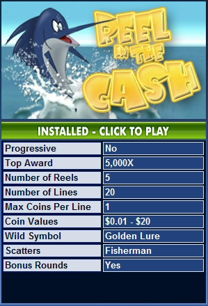 online casino cash slot machine book of ra free