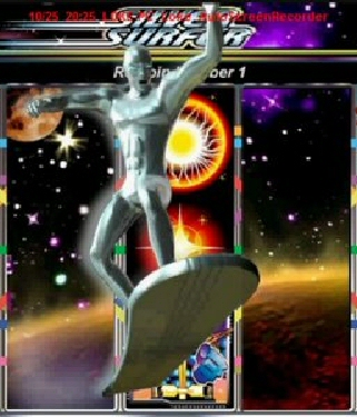 Silver Surfer™ Slot Machine Game to Play Free in Cryptologics Online Casinos