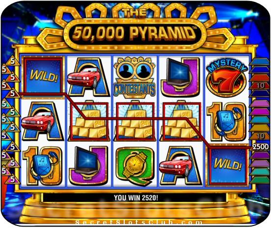 Slot machine gratis le piramidi
