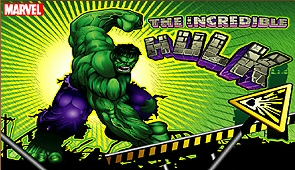 Hulk-Ultimate Revenge™ Slot Machine Game to Play Free in Cryptologics Online Casinos